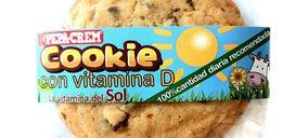 Llega al mercado una galleta enriquecida con vitamina D