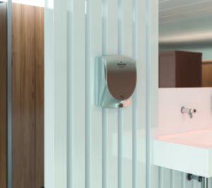 Genwec presenta su gama de dosificadores de jabón, desinfectantes y secadores de mano 2020