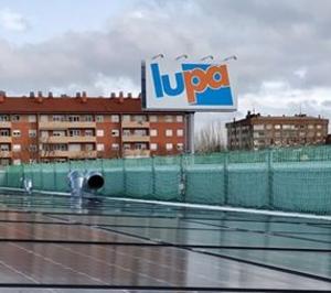 Supermercados Lupa invierte en autoconsumo fotovoltaico
