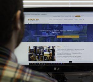 Aimplas amplía su oferta de cursos online