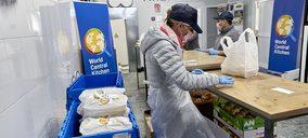 World Central Kitchen, la ONG del chef José Andrés, llega a España de la mano de Arzábal