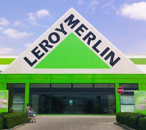 Leroy Merlin presenta ERTE