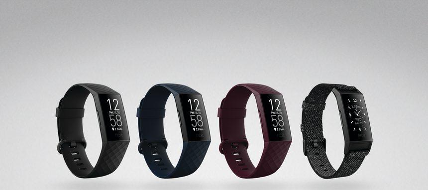 Fitbit presenta su nueva pulsera premium Charge 4