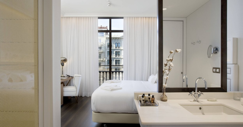 El sector hotelero se moviliza en Barcelona con 2.500 habitaciones para pacientes y sanitarios