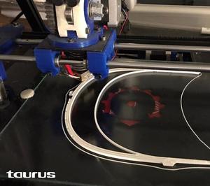 Taurus fabrica pantallas de protección contra el COVID-19