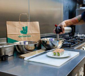 Deliveroo amplía con Unilever su oferta de alimentación e higiene