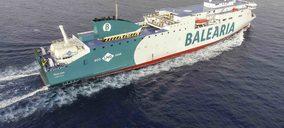 Baleària presenta un ERTE para el 30% de su plantilla en España