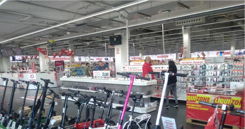 Luces y sombras en la venta de electrodomésticos durante el Estado de alarma