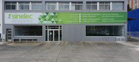 Sinelec traslada su actividad en A Coruña a un nuevo almacén