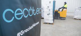 Cecotec dona a la sanidad valenciana 55.000 € en productos