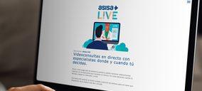 Asisa incorpora el nuevo servicio de telemedicina Asisa LIVE