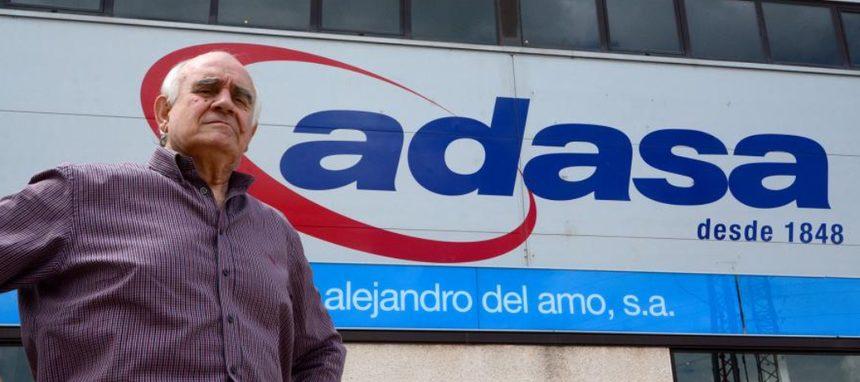 Fallece Alejandro del Amo Romera, presidente del grupo de distribución Adasa