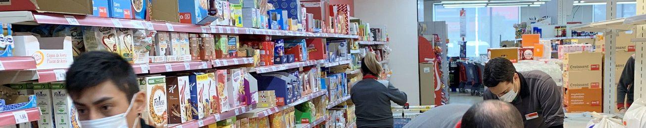 Informe 2020 del sector de Supermercados