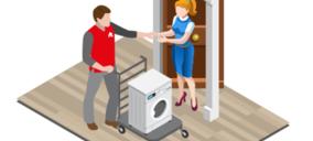 Alcampo habilita en parte de su red la compra de tecnología y electrodomésticos por WhatsApp