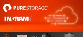 Ingram Micro distribuye los equipos de almacenamiento Pure Storage en España