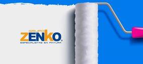 Grupo Zenko alcanza el centenar de tiendas de pinturas