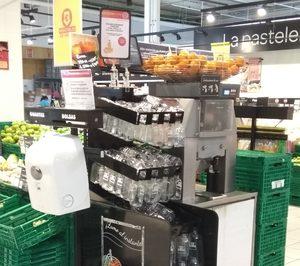 El zumo exprimido en tienda se consolida en la cesta de la compra