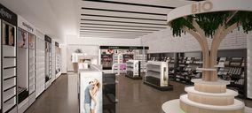 Perfumerías Laguna prepara nueva tienda, mientras renueva su web con novedades importantes