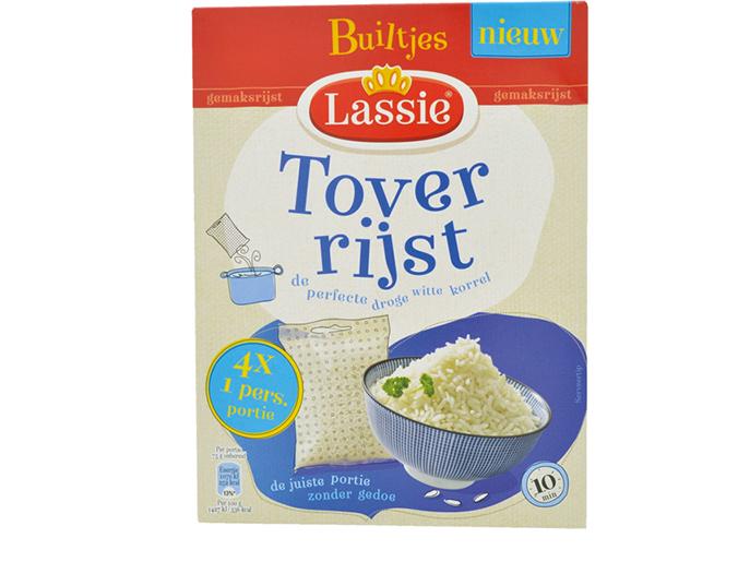Sobrecitos de arroz mágico Lassie (2)