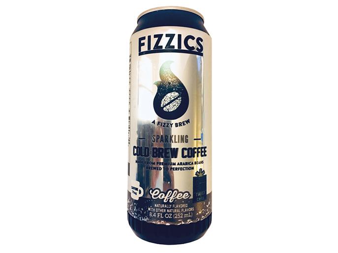 Bebida de café Fizzics Sparkling Cold Brew Coffee (5)
