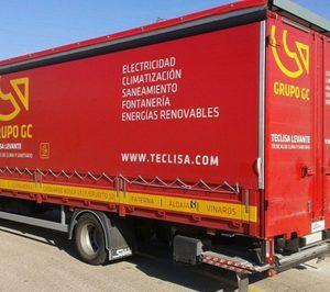 Teclisa abre nuevo almacén en Cataluña