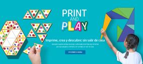 HP lanza la plataforma gratuita Print, Play & Learn