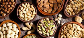 El sector de frutos secos consolida su crecimiento