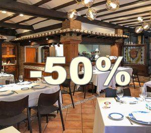 Los restaurantes reducirán su aforo a la mitad en la nueva realidad