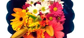Supermercados Sanchez Romero y Lidl promocionan la venta de flores
