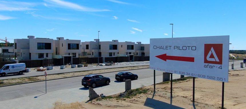 Afar-4 desarrolla cinco nuevos residenciales en Madrid