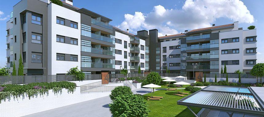 ND Vivienda desarrolla dos nuevas promociones de viviendas en Madrid