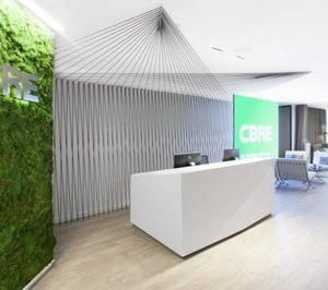 CBRE realiza project management por importe de 300 M€ en España
