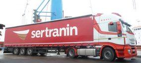 Grupo Sertranin potencia su actividad tras ampliar almacén
