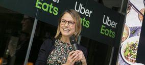 Marta Anadon (Uber Eats): El delivery es una oportunidad de negocio y no una solución temporal