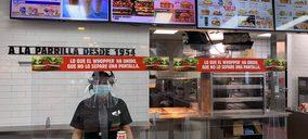 Burger King reabre 460 restaurantes con servicio delivery y take away