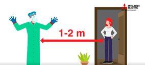 Mitsubishi Electric apoya al instalador profesional a través de Apuesta por una Instalación Segura