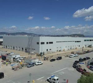 Caprabo pondrá en marcha la primera fase de su nueva plataforma logística en junio