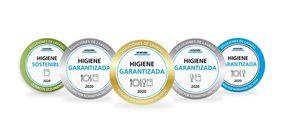 Winterhalter presenta sus sellos de Higiene Garantizada