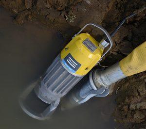 Atlas Copco presenta una nueva bomba para lodos