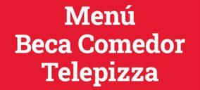 Telepizza, Rodilla y Viena Capellanes finalizan su servicio de comidas de becas comedor