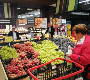 El 35% del mercado de alimentación está en juego