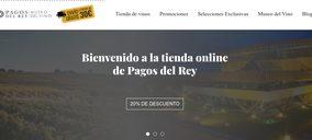 Pagos del Rey, del grupo Félix Solís Avantis, se apunta a la venta online