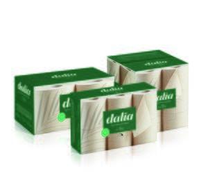 LC Paper entra en gran consumo con su gama de papel ecológico'Dalia'