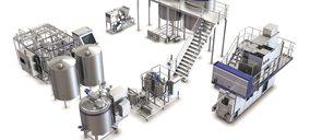Tetra Pak lanza la primera línea completa de producción de queso fresco