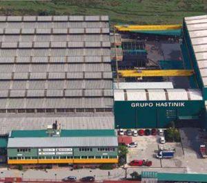 Hastinik concluye su nuevo almacén logístico