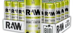 Raw Superdrink lanza formato lata y crece un 108%