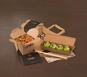 Udon inicia el delivery y take away en varias localidades