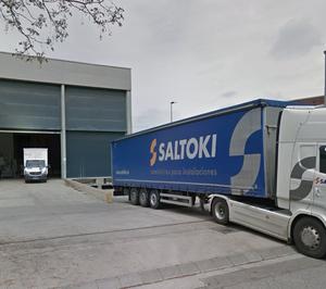 Saltoki abre nuevo almacén en Euskadi