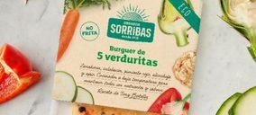 Obrador Sorribas presenta sus nuevas hamburguesas flexitarianas no fritas