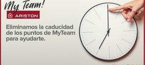 Ariston elimina la caducidad de los puntos MyTeam hasta el próximo 31 de julio